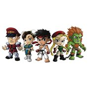Street Fighter Lil Knockouts Mini-Figure Random 4-Pack