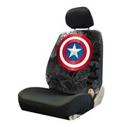 Captain America Shield Low Back Seat Cover