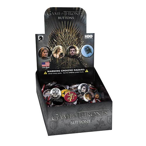 Game of Thrones Buttons Case