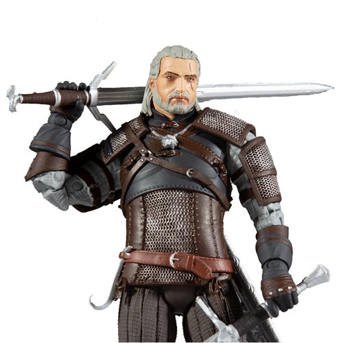 The Witcher 3: The Wild Hunt Series 1 Action Figure Set