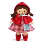 Little Red Riding Hood Red 13-Inch Doll Plush