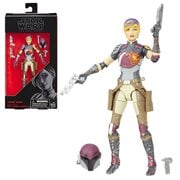 Star Wars The Black Series Sabine Wren Figure, Not Mint