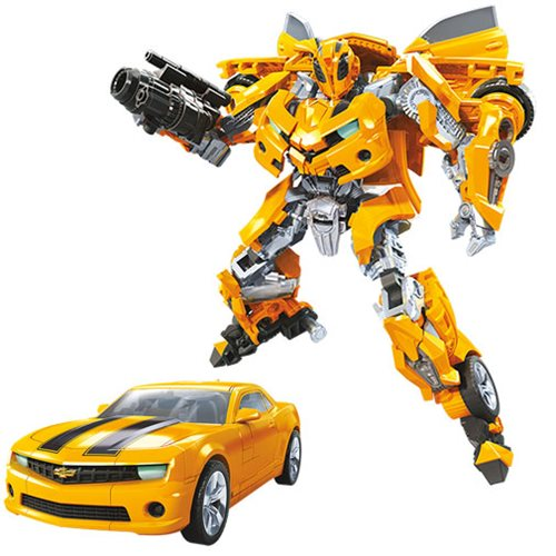 Transformers Studio Series Deluxe Chevy Bumblebee, Not Mint