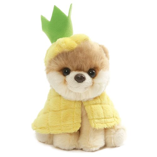 Itty Bitty Boo Pineapple Boo Plush #054