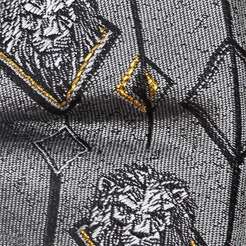 Lion King Scar Gray Men's Bow Tie