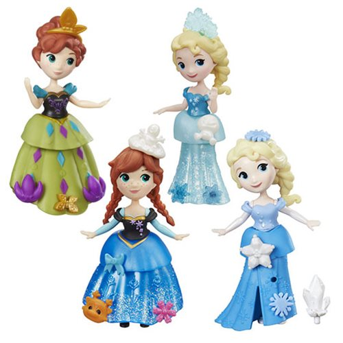 Frozen Small Doll Assortment Wave 6 Case
