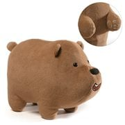We Bare Bears Grizz 12-Inch Plush