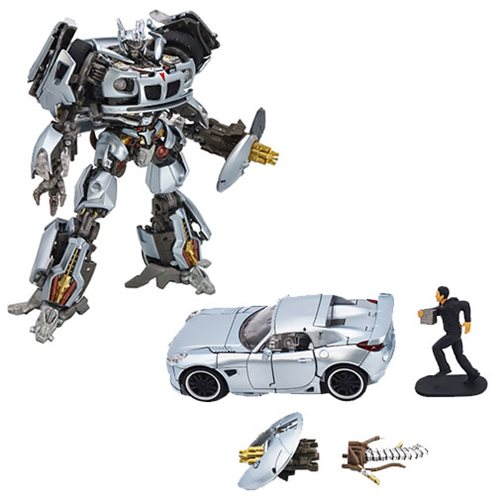 Transformers Masterpiece Movie Series Autobot Jazz MPM-9 - Exclusive