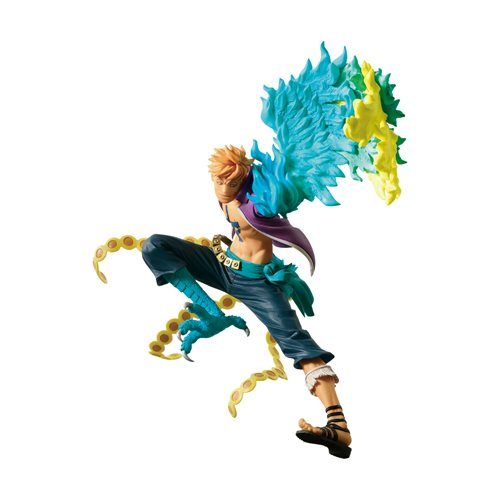 One Piece Scultures Big World Figure Colosseum 6 Vol.6 Marco Ver.A Statue