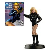 DC Superhero Best Of Black Canary Figure with Collector Magazine #56