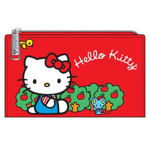 Hello Kitty Apple Wallet - Entertainment Earth e60844ec33825
