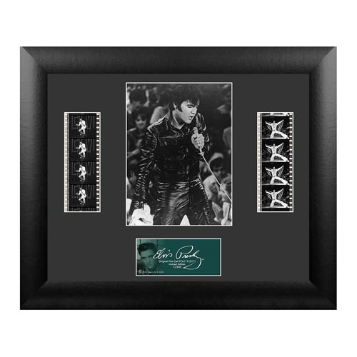 Elvis Presley Series 17 Double Film Cell