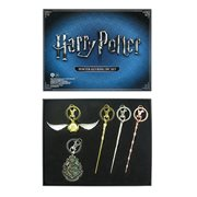 Harry Potter Pewter Key Chain 5-Pack - San Diego Comic-Con 2017 Exclusive