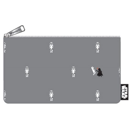 Star Wars Stormtroopers Darth Vader Print Pencil Case
