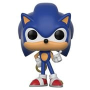 Sonic the Hedgehog with Ring Pop! Vinyl Figure