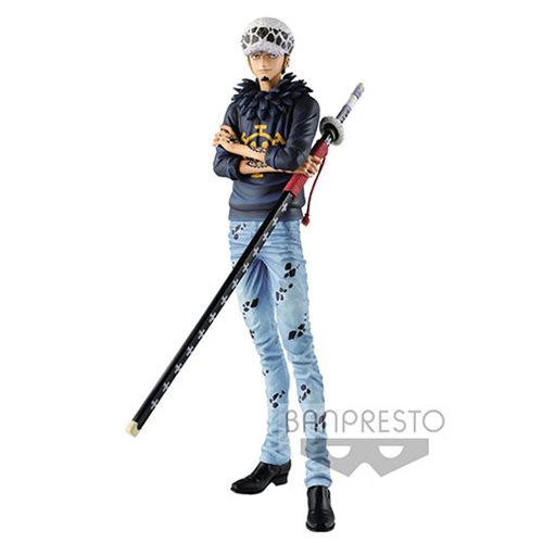 One Piece Trafalgar Law Grandista The Grandline Men Statue