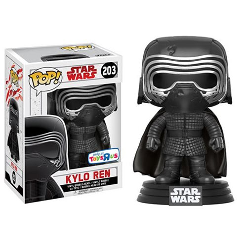 Star Wars: The Last Jedi Kylo Ren Masked Pop! Vinyl Figure - Exclusive