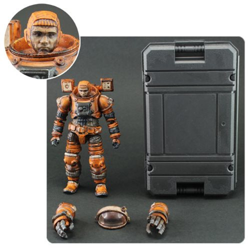 Acid Rain Space Prisoner Action Figure