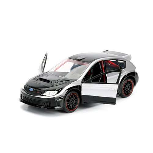 Fast and the Furious Brian's Subaru WRX STI Hatchback 1:32 Scale Die-Cast Metal Vehicle