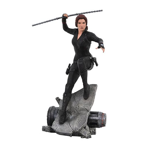 Marvel Premier Avengers: Endgame Black Widow Resin Statue