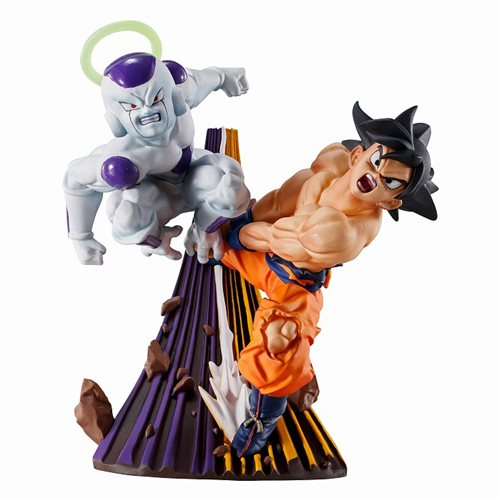 Dragon Ball: Super Dracap Rebirth Mini-Figure Display Box