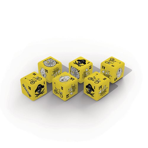 The Goonies Dice Set Game