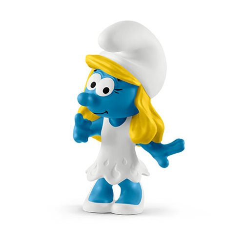 Smurfs Smurfette Collectible Figure