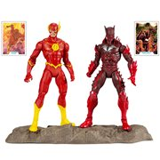DC Earth-52 Batman vs. Flash 7-Inch Action Figure 2-Pack