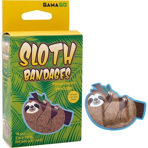 Sloth Bandages