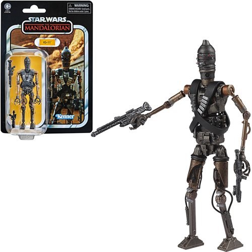 Star Wars The Vintage Collection IG-11 Action Figure