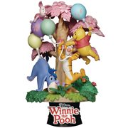 Disney Winnie the Pooh DS-064 D-Stage Cherry Blossom 6-Inch Statue
