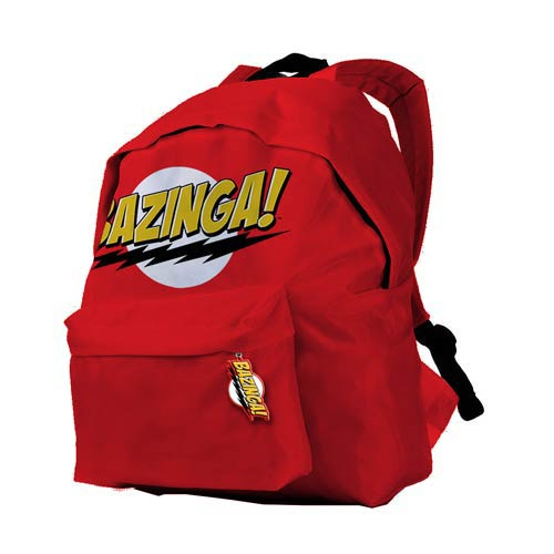 Big Bang Theory Bazinga! Backpack