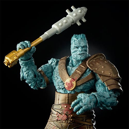Marvel Legends 80th Anniversary Grandmaster and Korg 6-Inch Action Figures