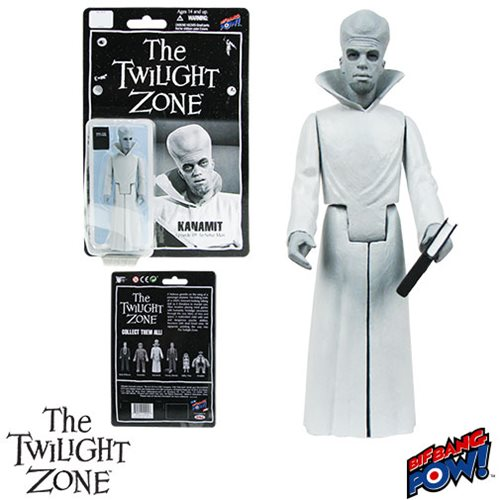 The Twilight Zone Kanamit 3 3/4-Inch Action Figure Series 1