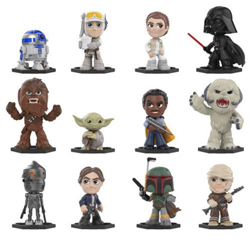 Star Wars The Empire Strikes Back Mystery Minis Display Case