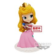 Disney Princess Aurora Perfumagic Standard Color Q Posket Statue