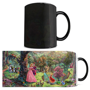 Disney Sleeping Beauty Thomas Kinkade Studios Morphing Mug