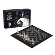 Nightmare Before Christmas 25 Years Chess Set