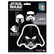 Star Wars Heads Family Decal Kit