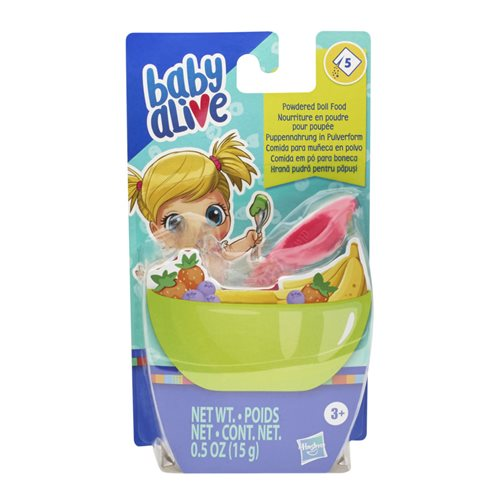 Baby Alive Doll Powder Refill
