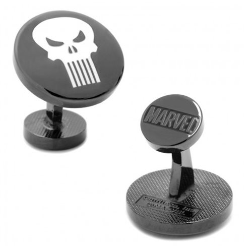 The Punisher Symbol Cufflinks