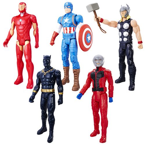 Avengers Titan Hero 12-Inch Action Figures Wave 2 Case
