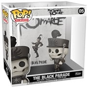 My Chemical Romance The Black Parade Pop! Album Figure with Case