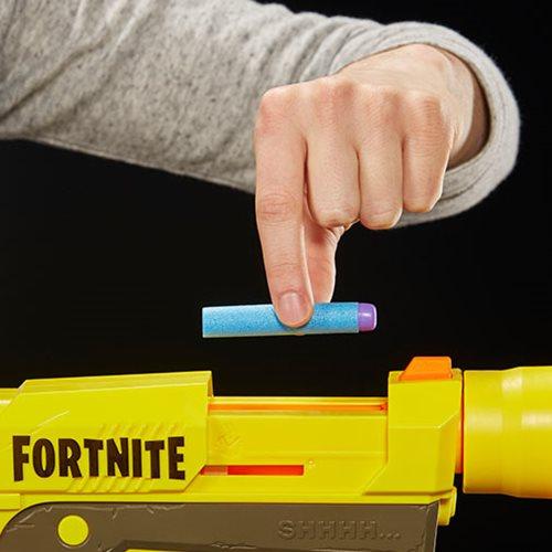 Fortnite SP-L Nerf Blaster with 6 Darts