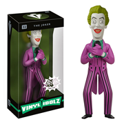 Batman Classic 1966 TV Series Joker Vinyl Idolz Figure