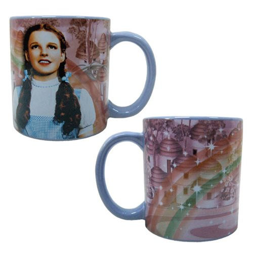 The Wizard of Oz Rainbow 14 oz. Mug