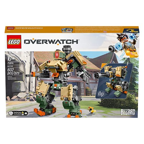 LEGO Overwatch 75974 Bastion