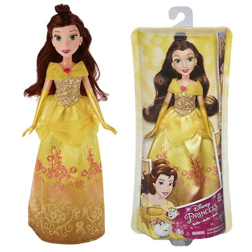 Disney Princess Classic Belle Fashion Doll