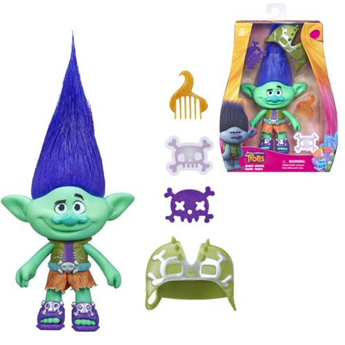 Trolls Branch 9-Inch Action Figure