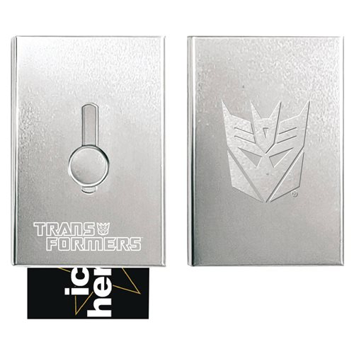 Transformers Decepticon Business Card Holder